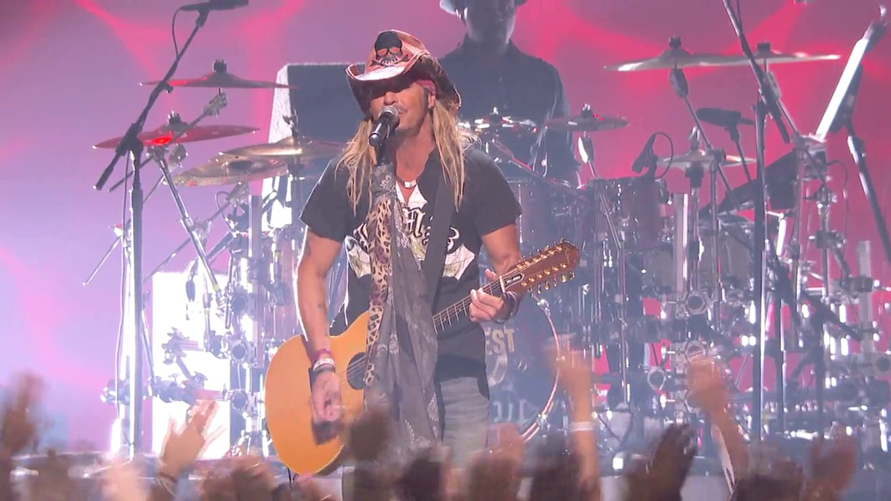 "BRET MICHAELS - ""Every Rose Has Its Thorn"""