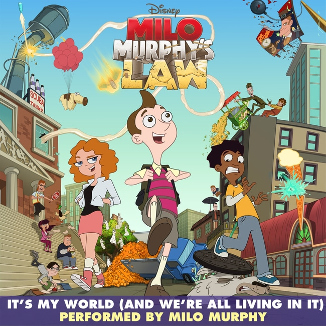 Milo Murphy - It's My World (And We're All Living in It)