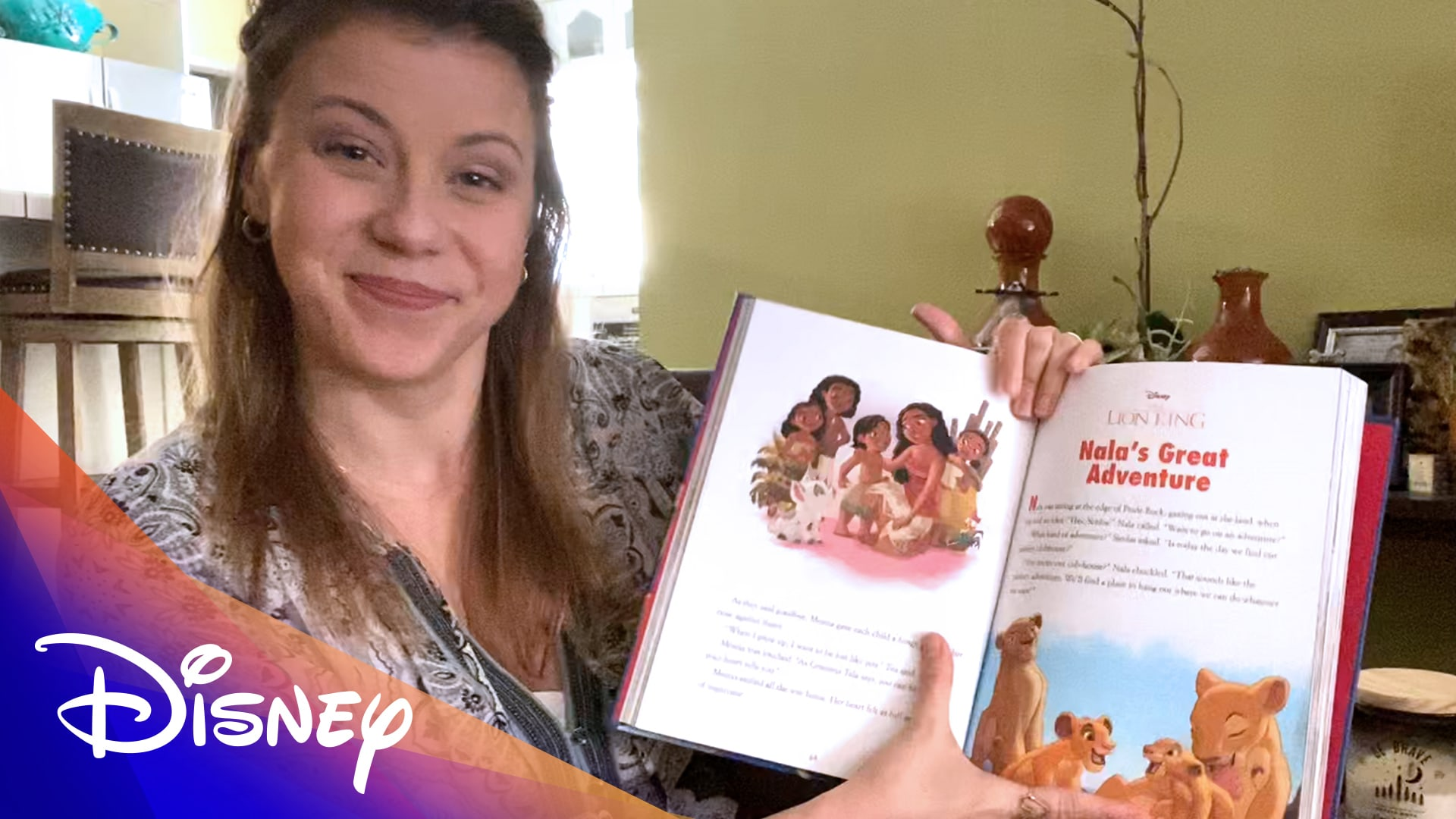 Storytime with Jodie Sweetin | Disney