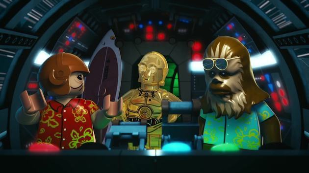 Naysayers Be Like Impossible LEGO Star Wars Freemaker