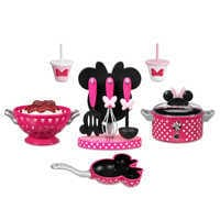 Image of Minnie Mouse Cooking Play Set # 1