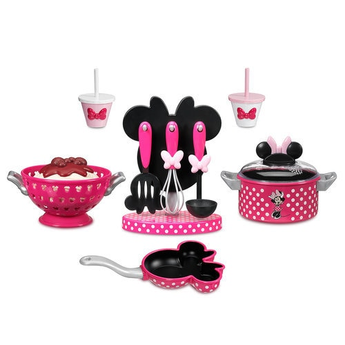 Minnie Mouse Cooking Play Set Shopdisney