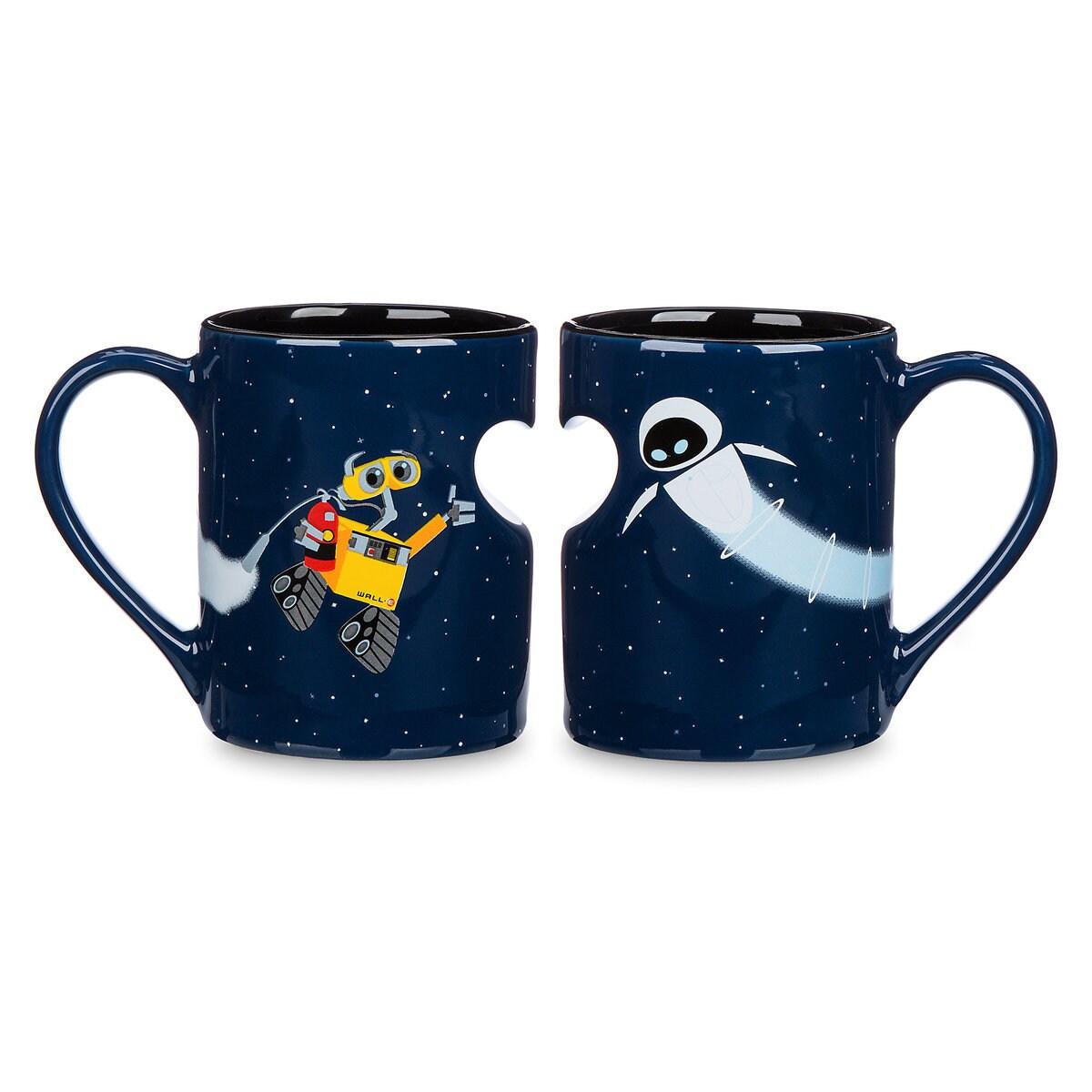 WALLE and EVE Mug Set  shopDisney
