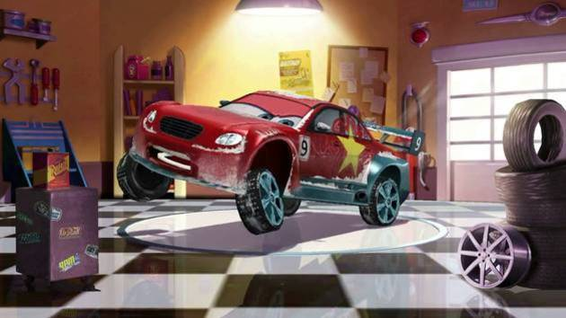 Cars: Fast as Lightning - Deep Freeze App Trailer