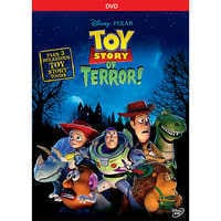 Image of Toy Story of Terror DVD # 1
