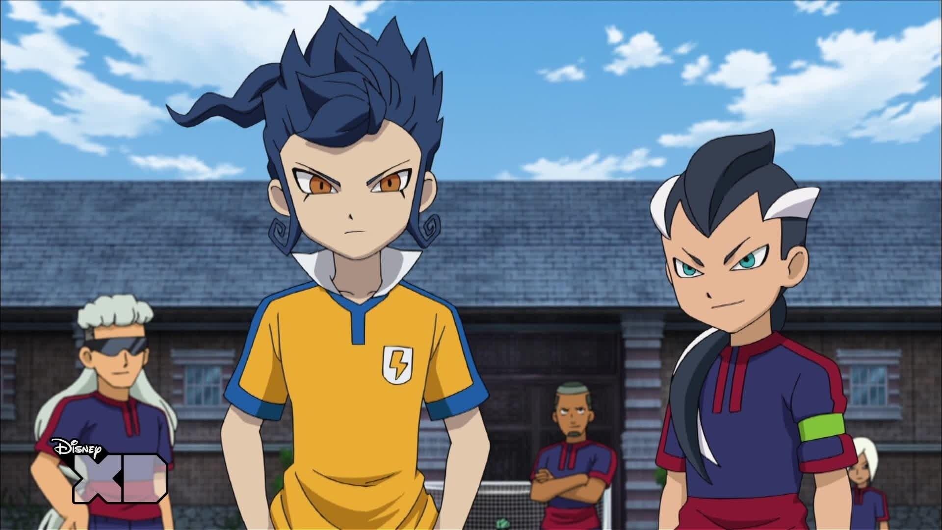 Inazuma eleven la contre attaque de la royal deuxi me - Disney xd inazuma eleven ...