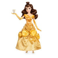 Image of Belle Classic Doll with Chip Figure - 11 1/2'' # 1