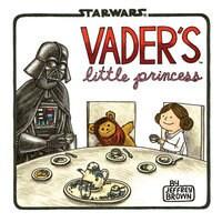 Vader's Little Princess Book