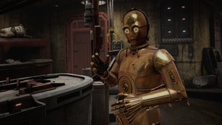 Teaser Trailer - Star Wars: Tales From The Galaxy's Edge