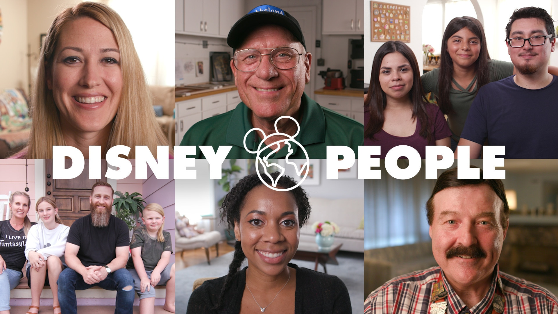 """Disney People"" Trailer 