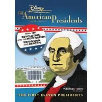 The American Presidents Volume 1 DVD