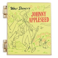 Johnny Appleseed Limited Release Pin - May 2017