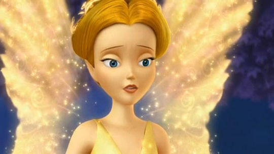 Disney Fairies - Fixing spring