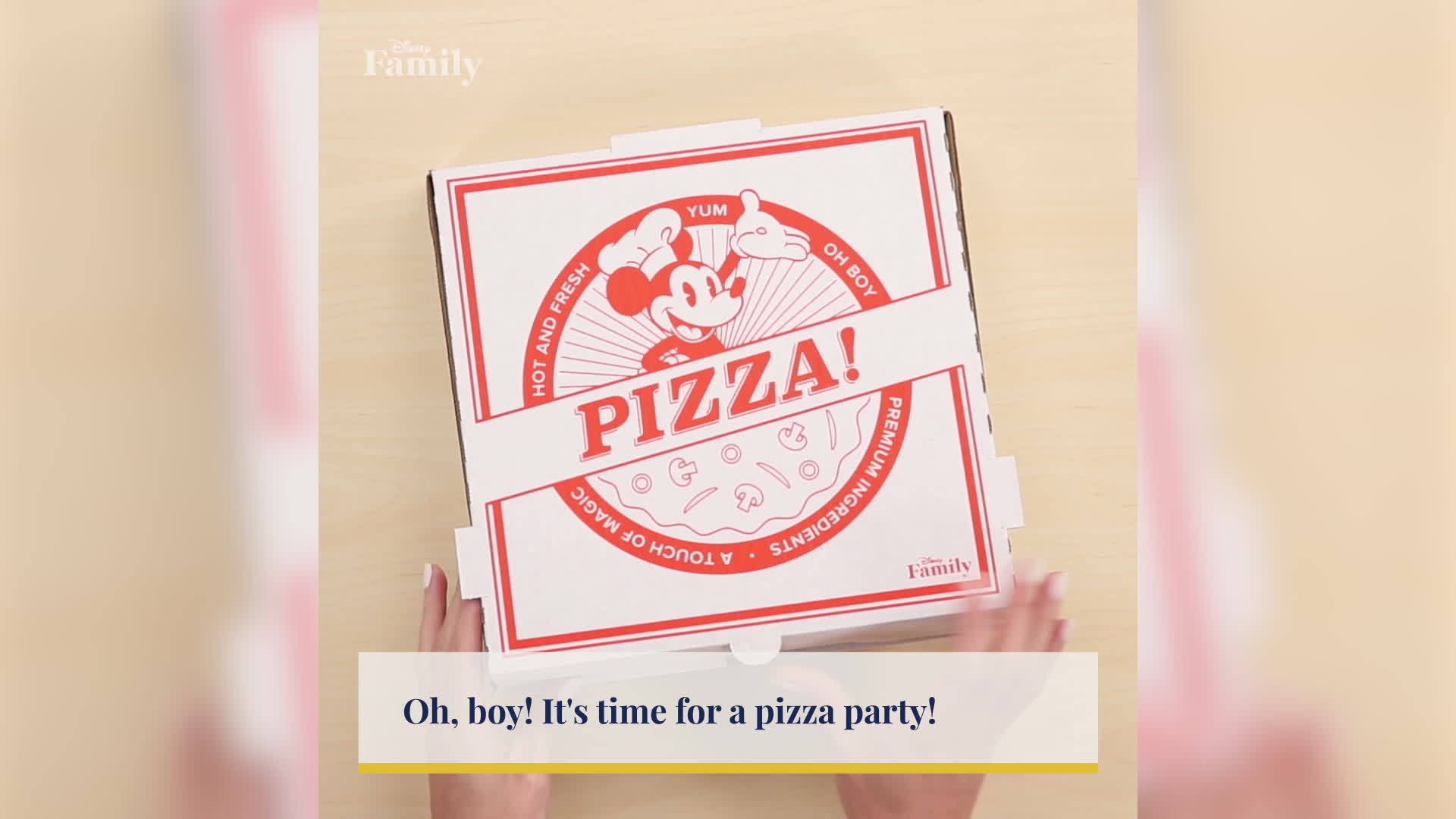 The Best Disney Pizza Recipes | Disney Eats by Disney Family