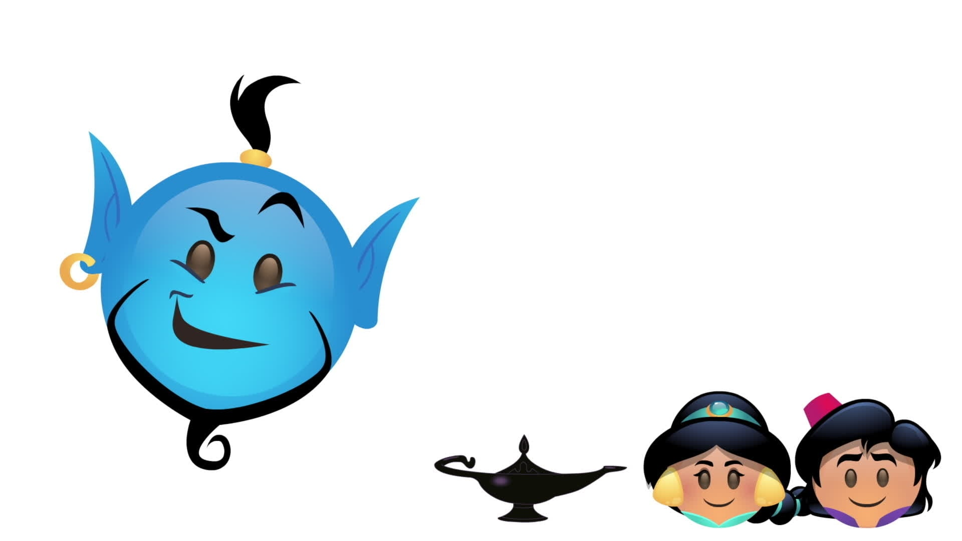 Disney Emoji | Aladdin