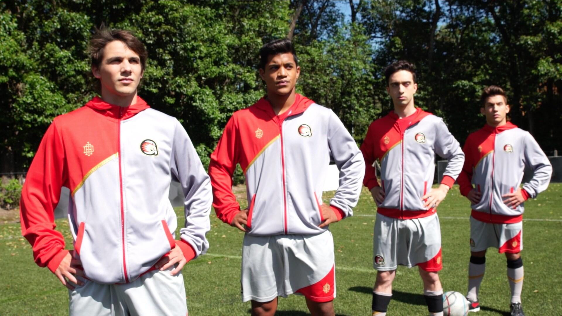 O11CE Challenges: Goles olímpicos - Gabo, Joaquín, Adrián y Mariano