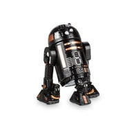Image of R2-Q5 Mini Metal Action Figure by Takara Tomy # 2