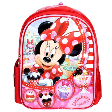 Minnie School Bag