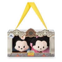 Image of Mickey and Minnie Mouse ''Tsum Tsum'' Plush Set - Mini - 3 1/2'' - Los Angeles # 4