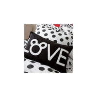 Image of Mickey Mouse Love Pillow by Ethan Allen # 6