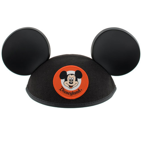 Mickey Mouse Ear Hat For Adults