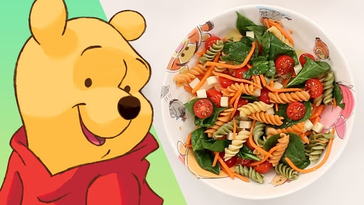 Hundred Acre Wood Pasta Salad | Dishes by Disney | Disney Family