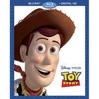 Image of Toy Story Blu-ray # 1