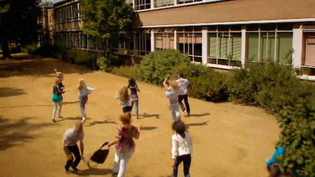 Shake it Up - Schools out