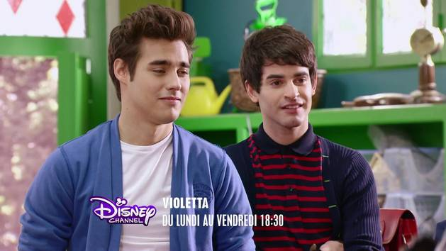 Episode 40 violetta saison 3 winx club season 6 episode 7 vortex of flames - Violetta telecharger ...