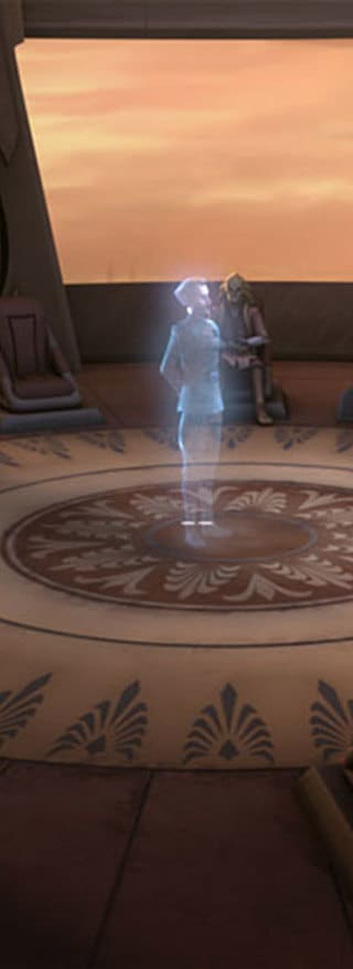 The Wrong Jedi Trivia Gallery