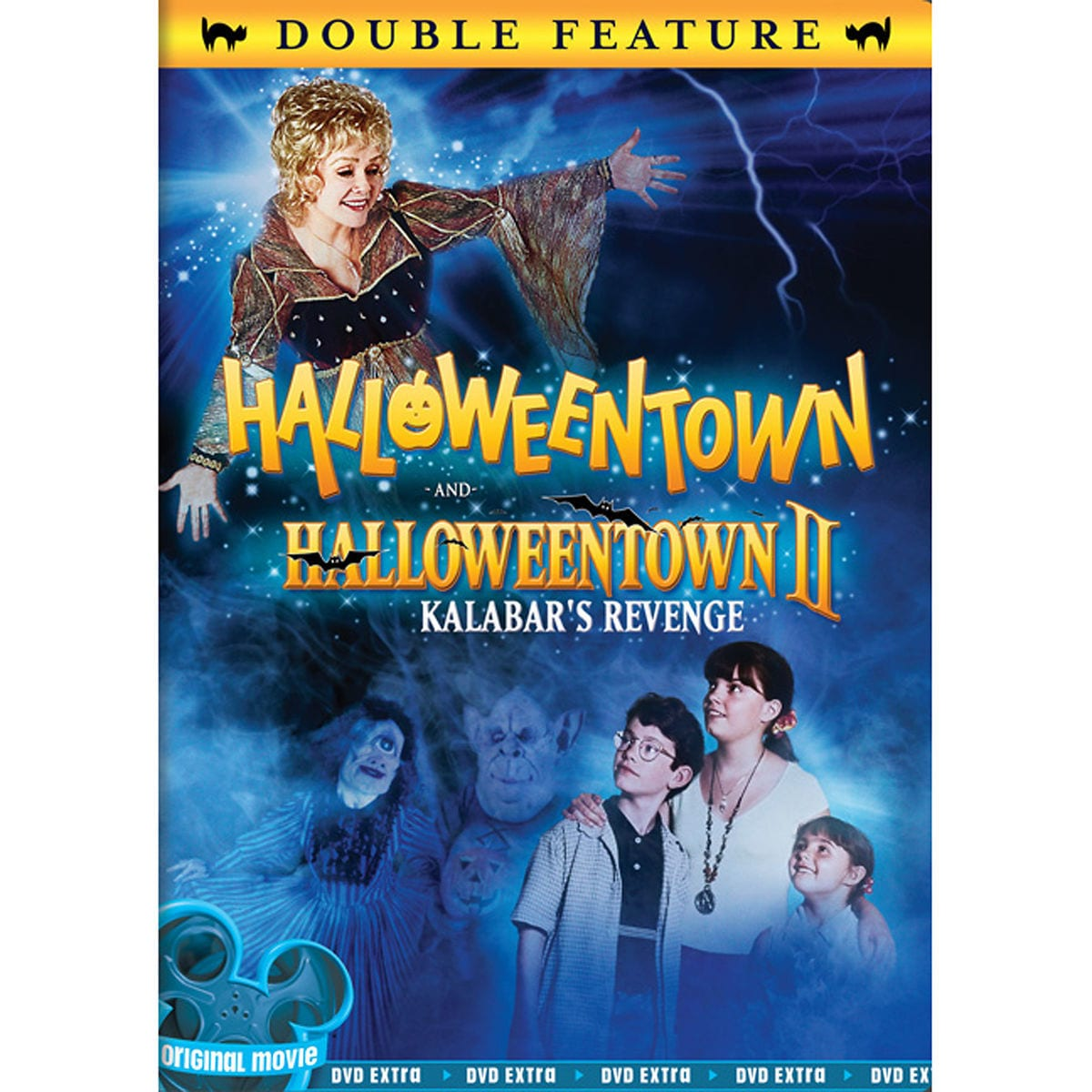 product image of halloweentown double feature dvd 1