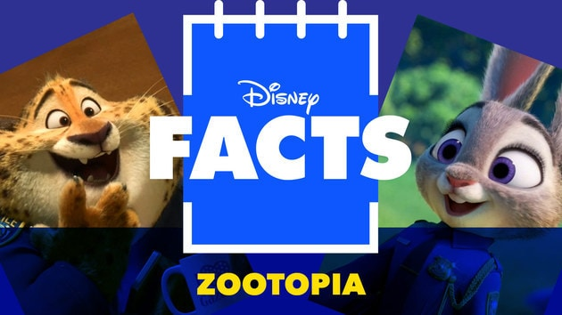 Hidden Secrets & Easter Eggs in Zootopia | Disney Facts by Disney
