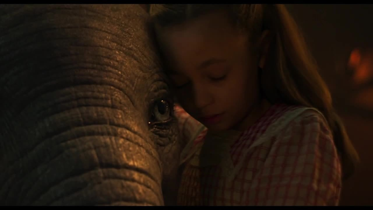 Disney's Dumbo | Official Australian Teaser Trailer