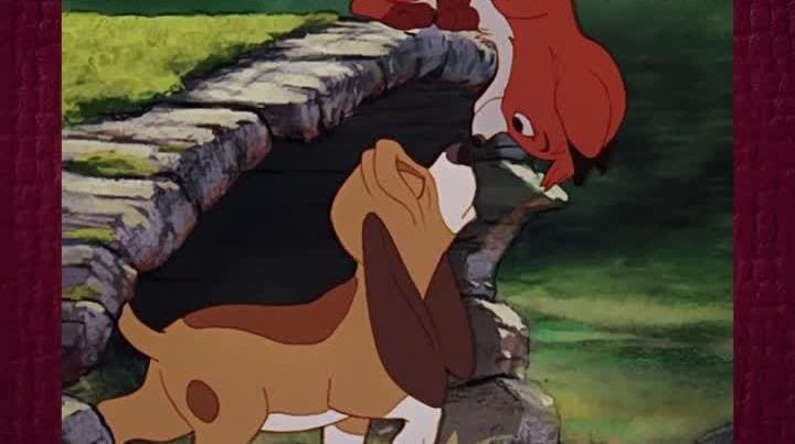 This Day in Disney History: The Fox and the Hound