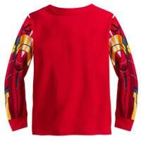 Iron Man Costume PJ PALS Set for Boys