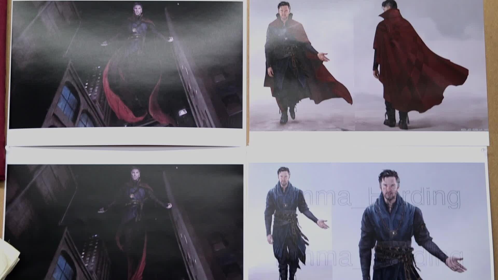 Marvel's Doctor Strange - Featurette - A Strange Transformation