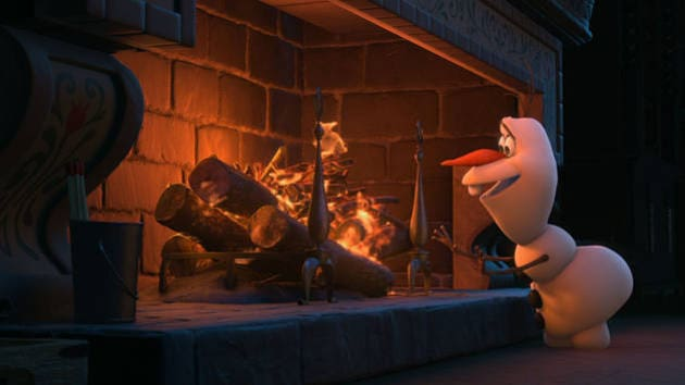 Fire Safety - Olaf-A-Lots