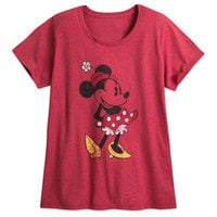 Minnie Mouse Classic Tee for Women - Plus Size
