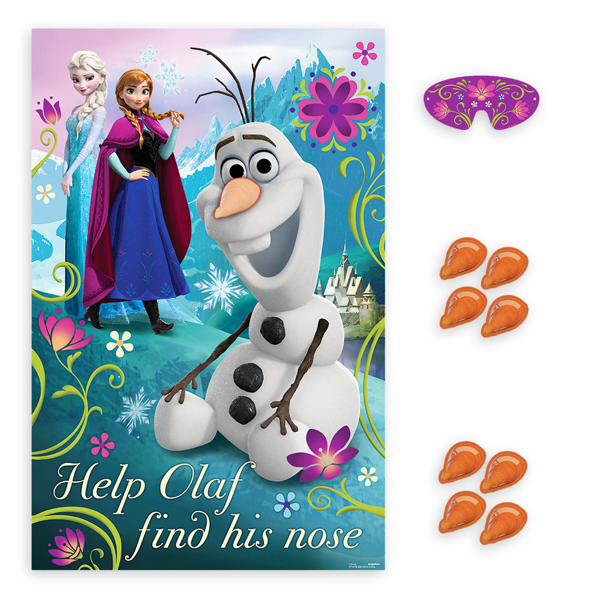 Frozen party game shopdisney frozen party game kristyandbryce Gallery