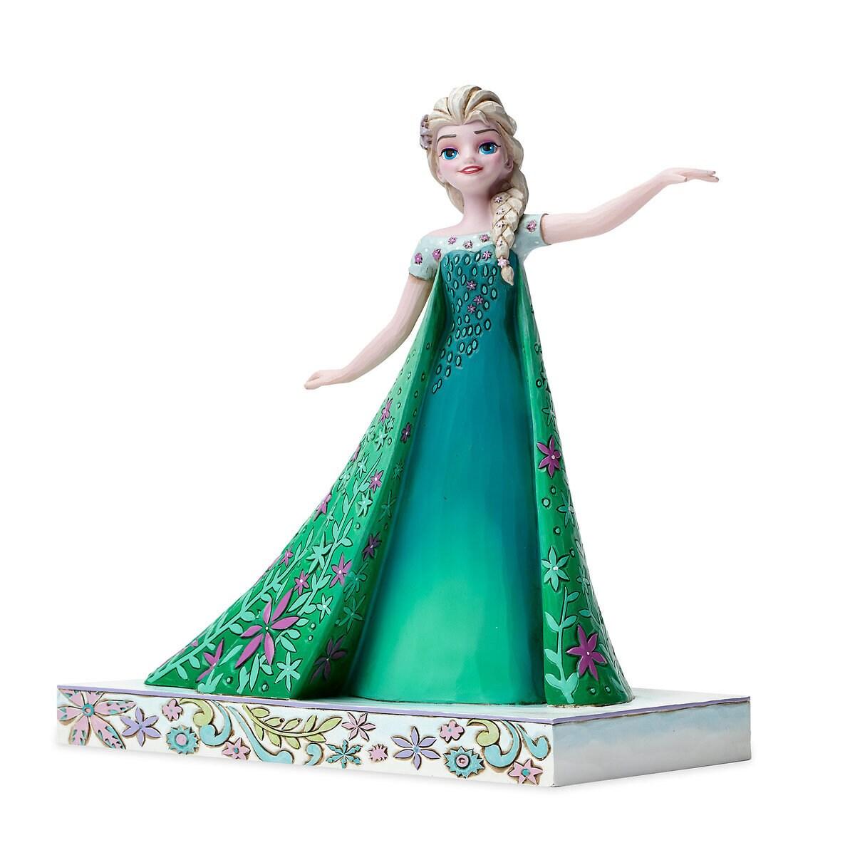 Elsa figure by jim shore frozen fever shopdisney elsa figure by jim shore frozen fever voltagebd Choice Image