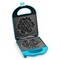 Image of Anna and Elsa Snowflake Waffle Maker # 3
