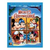 Image of Mickey's Christmas Carol 30th Anniversary Edition Blu-ray # 1