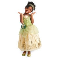 Image of Tiana Costume Collection for Kids # 1