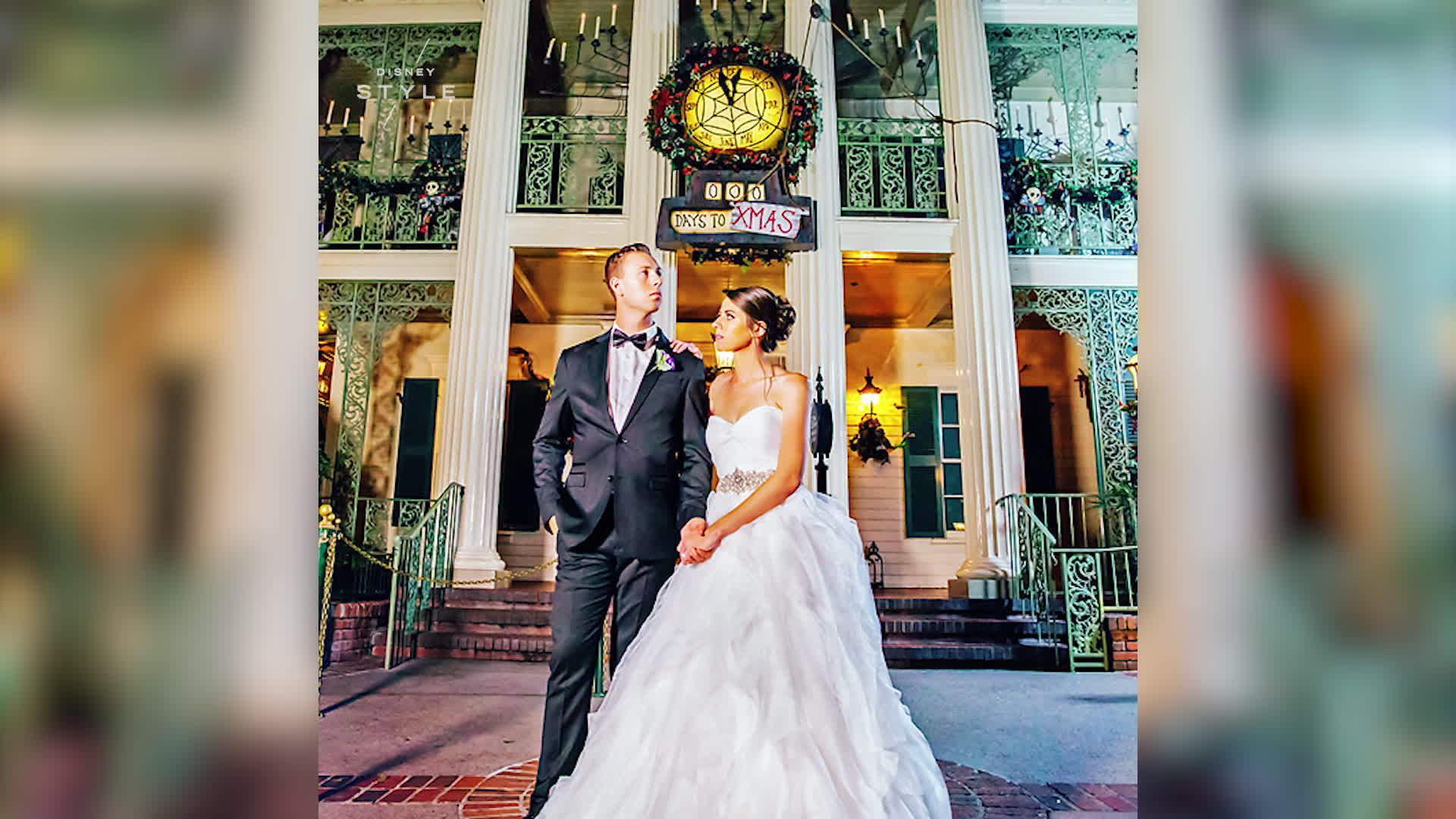 6 Ways to Incorporate Disney Into Your Wedding Day   Disney Style