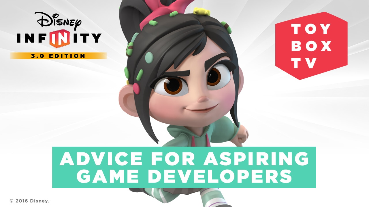 Advice for Aspiring Game Designers - Ep. 118 - Disney Infinity Toy Box TV