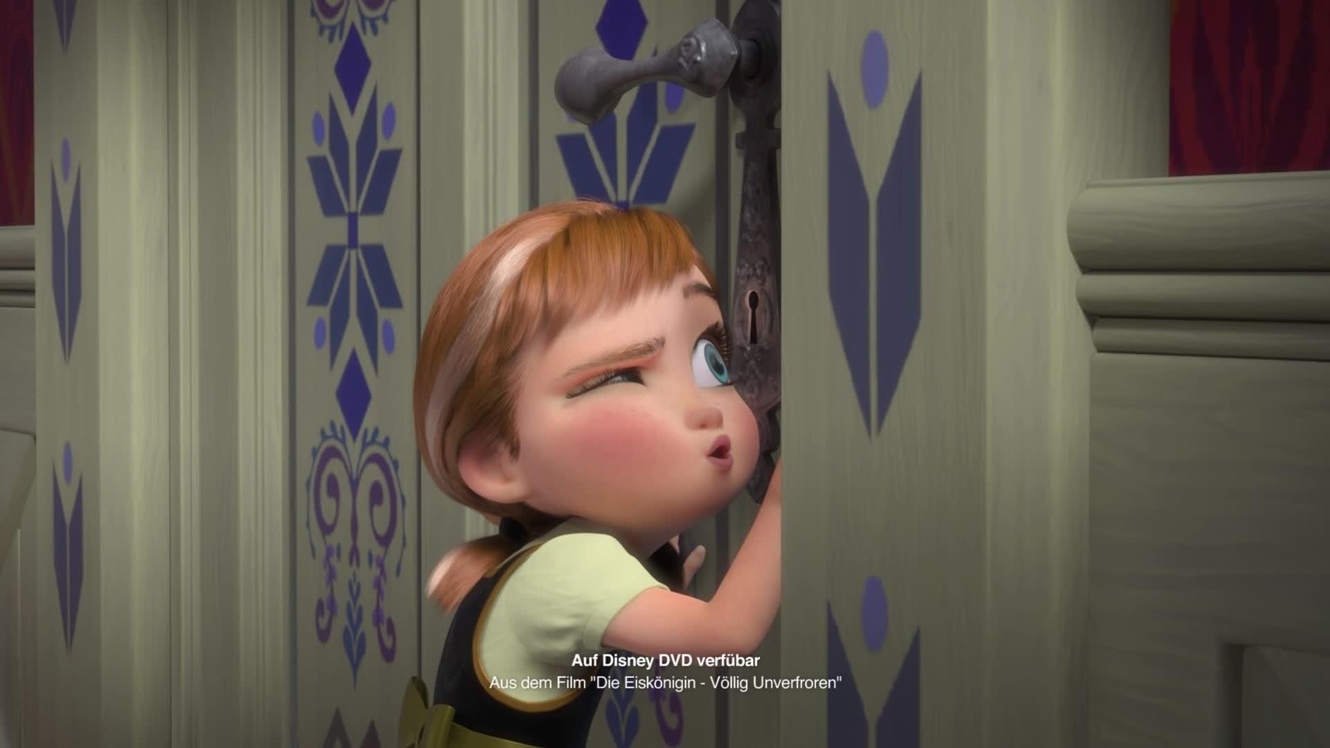 Die Eiskönigin - Willst du einen Schneemann bauen?