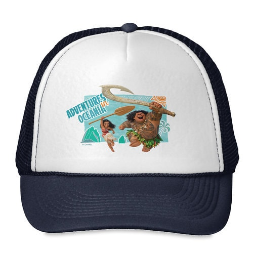 Disney Moana Trucker Hat - Customizable