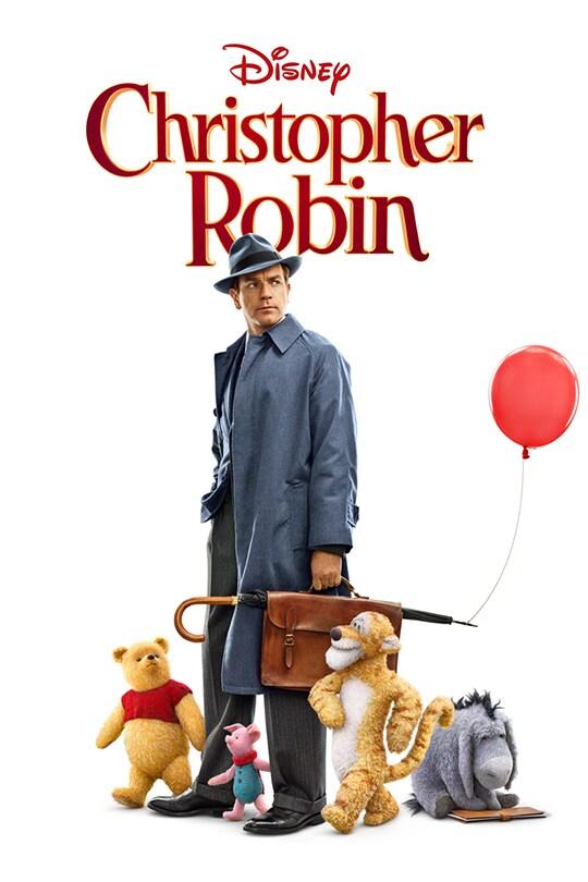 Disney | Christopher Robin movie poster