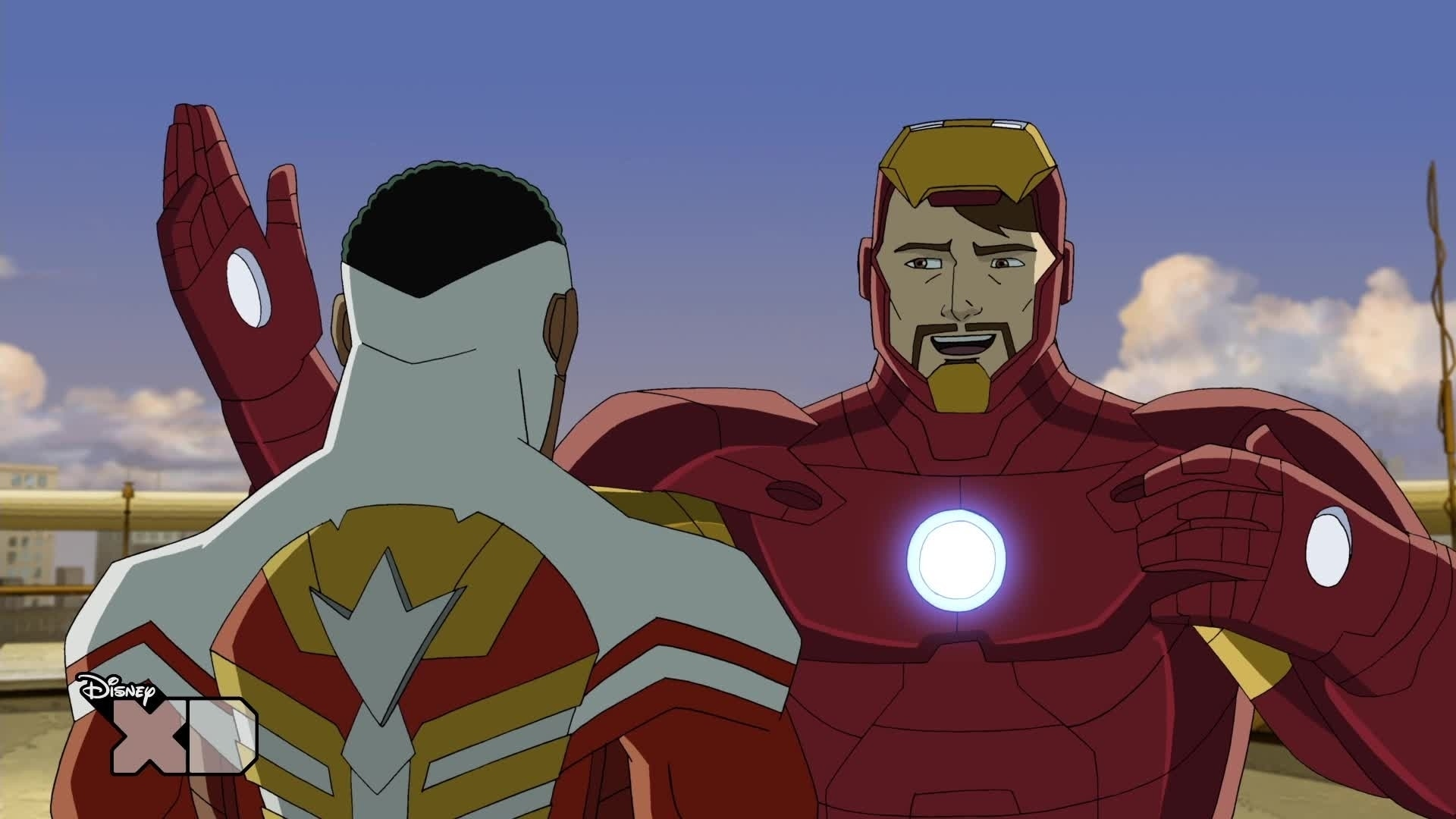 Marvel Avengers Rassemblement - Saison 1 Épisode 3 - Premières minutes