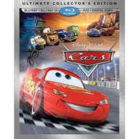 Image of Cars 3D Ultimate Collector's Edition # 1